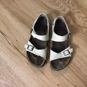 Birkenstock sandals size 8